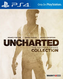 PS4 - Uncharted: The Nathan Drake collection