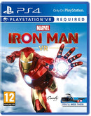 PS4 - IRON MAN VR