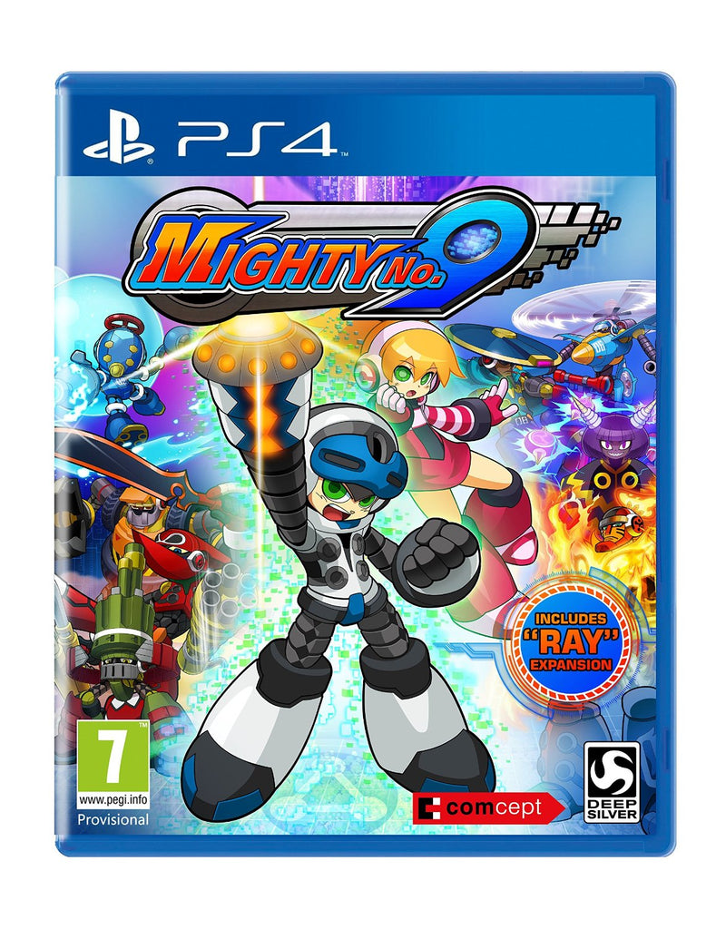 PS4 - Mighty No 9
