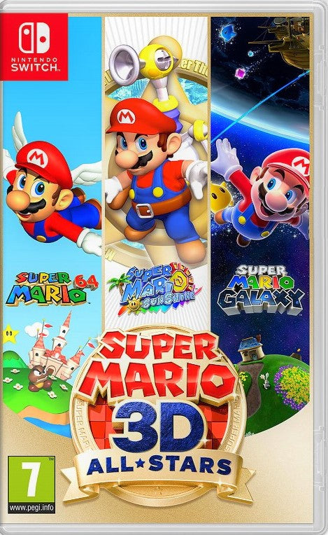 Nintendo Switch - Super Mario 3D All Stars