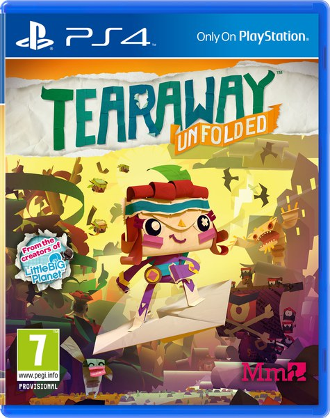 PS4 - Teraway Unfolded