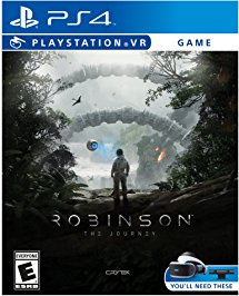 PS4 - ROBINSON: THE JOURENY VR