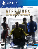 PS4 - Star Trek Bridge Crew VR