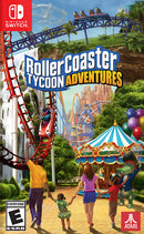 Nintendo Switch - RollerCoaster Tycoon Adventures
