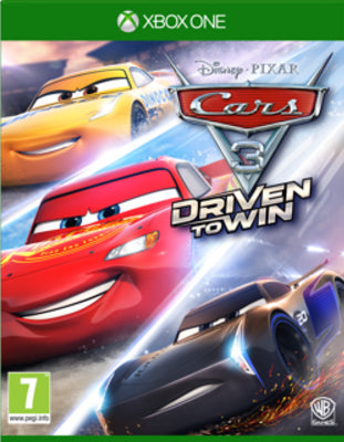 XBOX ONE - Cars 3: Driven To Win
