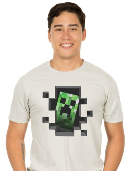 חולצה MINECRAFT CREEPER