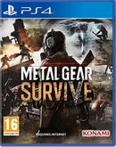 PS4 - Metal Gear: Survive