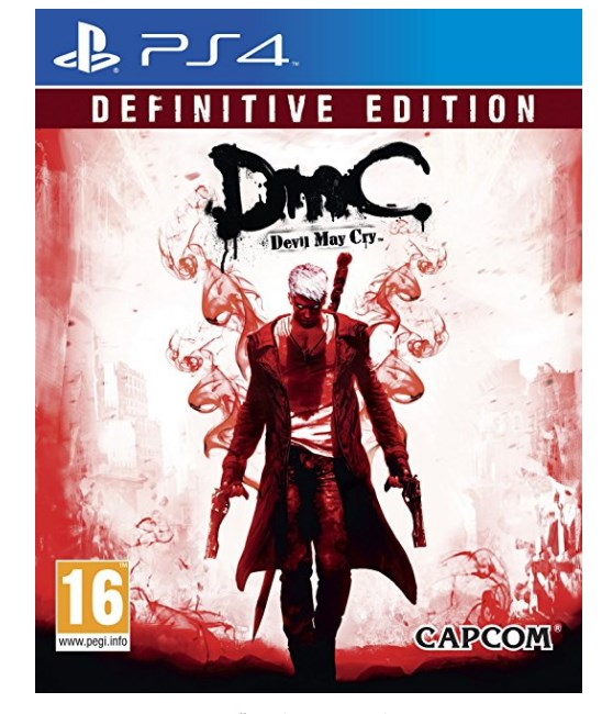 PS4 - Devil May Cry Definitive Edition