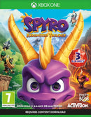 XBOX ONE - SPYRO Trilogy Reignited