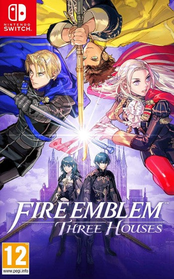 Nintendo Switch - Fire Emblem Three Houses