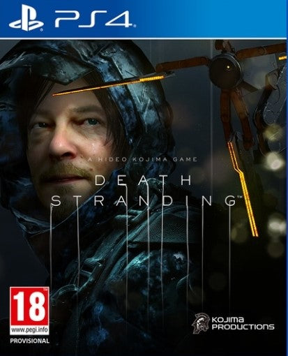 PS4 - Death Stranding