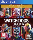PS4 - WATCH DOGS LEGION: Gold Edition