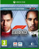 XBOX ONE -  F1 2019: Anniversary Edition
