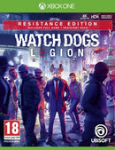 XBOX ONE - WATCH DOGS LEGION: Resistance Edition