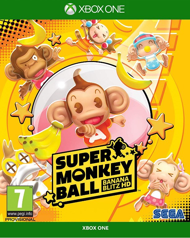 XBOX ONE - SUPER MONKEY BALL: BANANA BLITZ