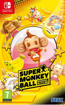 Nintendo Switch - Super Monkey Ball: BANANA BLITZ HD