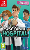 Nintendo Switch - Two Point Hospital