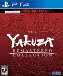 PS4 - The YAKUZA: REMASTERED EDITION