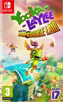 Nintendo Switch - Yooka-Laylee and the Impossible Lair