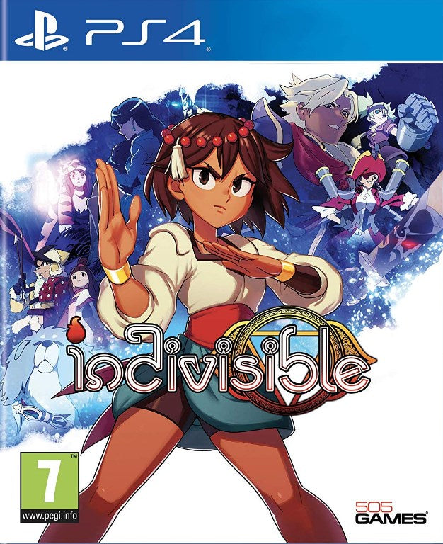 PS4 - Indivisible