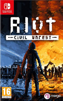 Nintendo Switch - RIOT:CIVIL UNREST