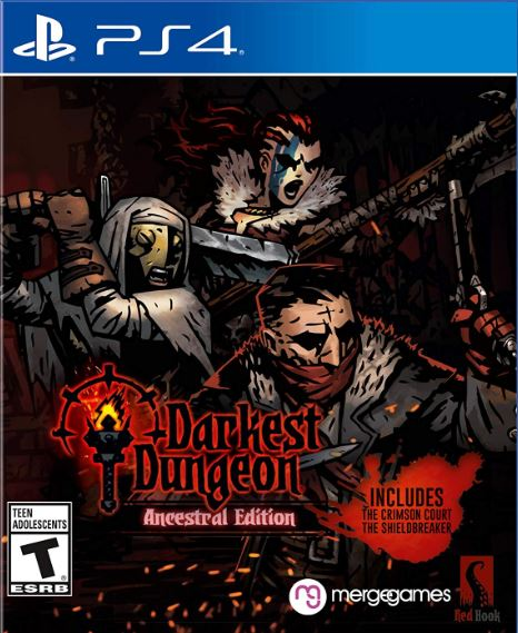 PS4 - Darkest Dungeon: Ancestral Edition