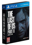 PS4 - The Last of Us Part 2: Special Edition