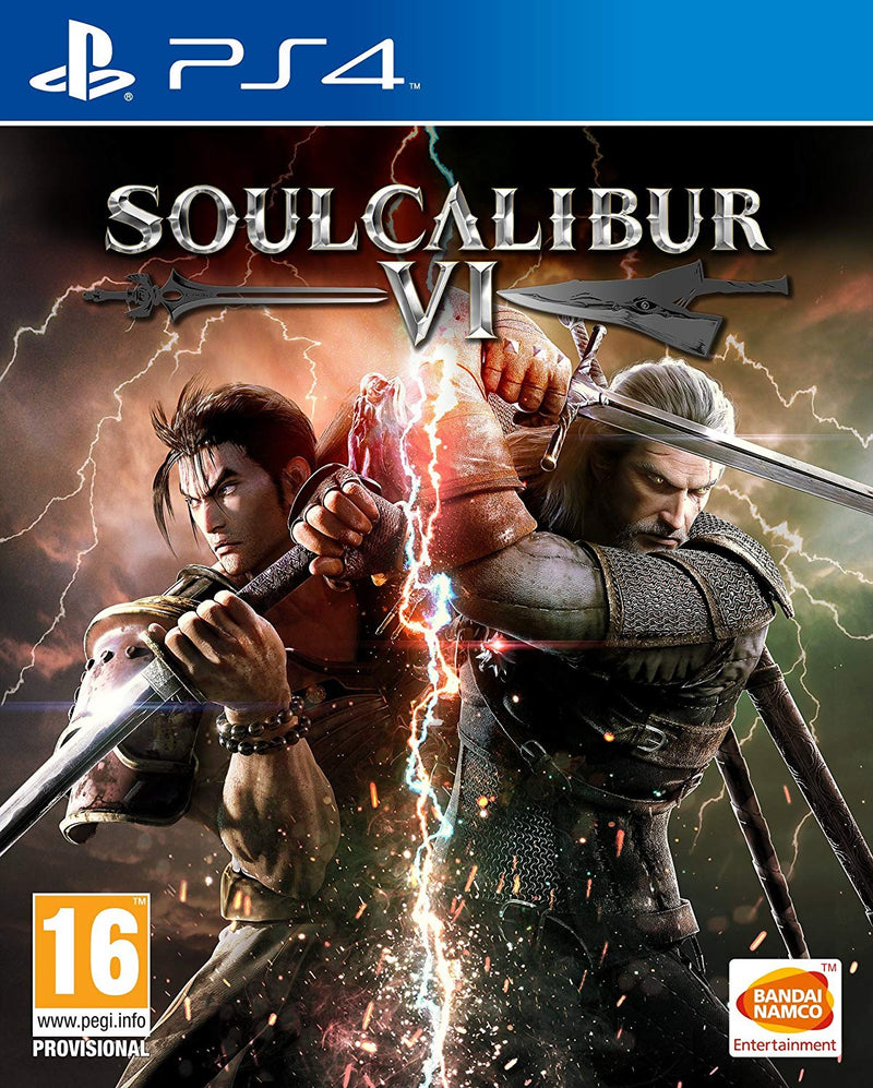 PS4 - Soul Calibur VI