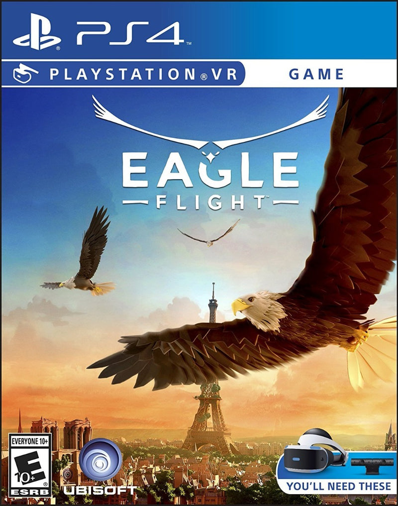 PS4 - Eagle Flight