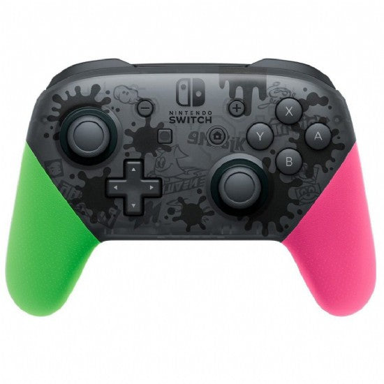 בקר פרו לנינטנדו סוויץ' Nintendo Switch - Pro Controller Splatoon 2