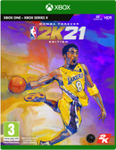 XBOX - NBA 2K21: MAMBA Edition