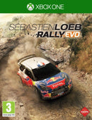 XBOX ONE - Sebastienloeb RALLY EVO