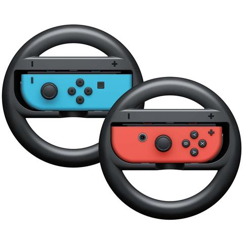צמד הגאים לבקרי ג'וי-קון Nintendo Switch Joy-Con Wheels