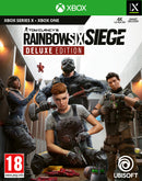 XBOX - Tom Clancy's Rainbow Six Siege: DELUXE EDITION