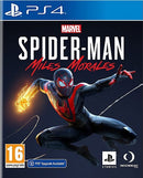 PS4 - Spider-Man: Miles Morales