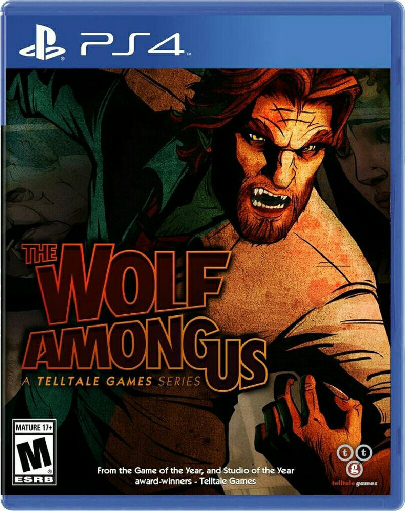 PS4 - The Wold Among Us
