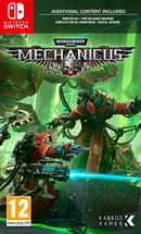 Nintendo Switch - Warhammer 40K: MECHANICUS