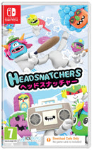 Nintendo Switch - HeadSnatchers