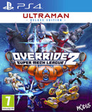 PS4 - OVERRIDE: Super Mech League 2: ULTRAMAN Deluxe Edition