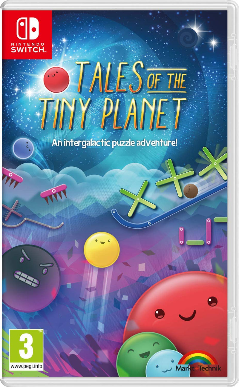 Nintendo Switch - Tales of the Tiny Planet