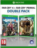 XBOX ONE - FAR CRY 4 + FAR CRY PRIMAL