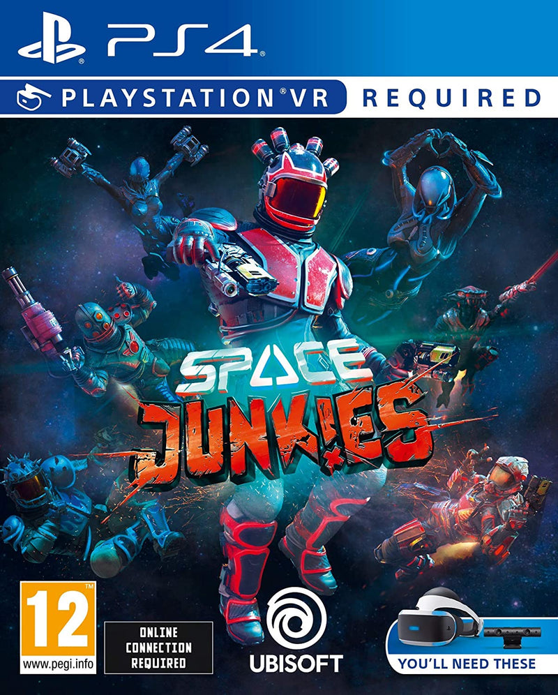 PS4 - SPACE JUNKIES VR