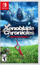 Nintendo Switch - Xenoblade Chronicles: Definitive Edition