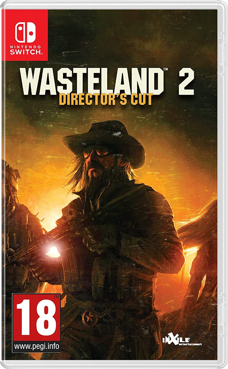 Nintendo Switch - WASTELAND 2: Directors Cut