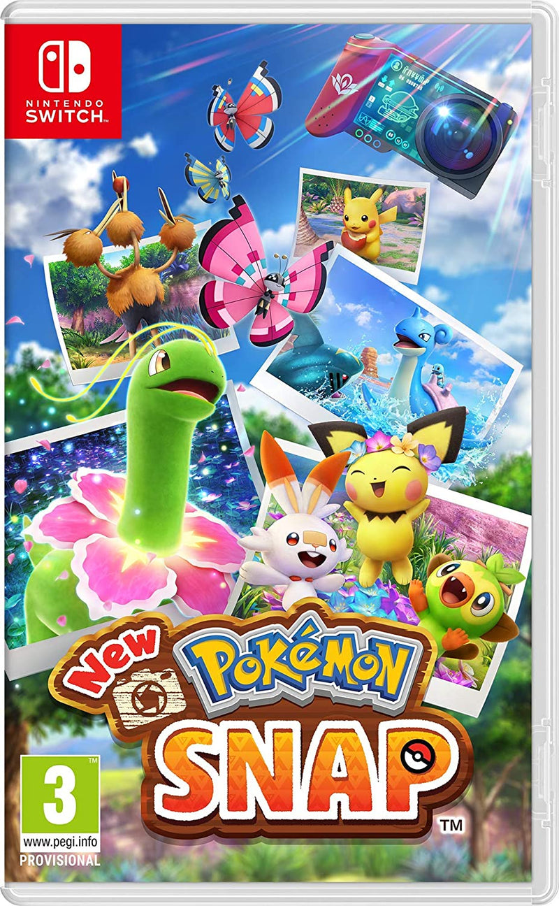 Nintendo Switch - New Pokemon Snap