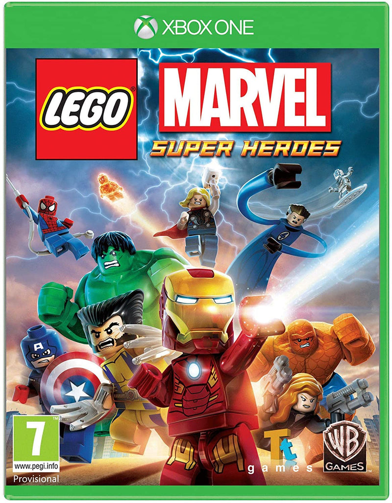 XBOX ONE - LEGO Marvel Super Heroes