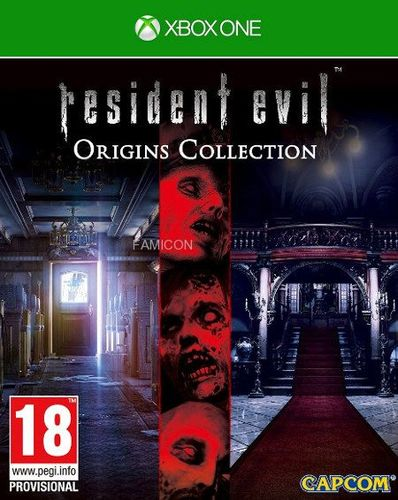 XBOX ONE - RESIDENT EVIL ORIGINS COLLECTION