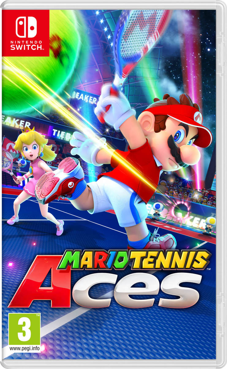 Nintendo Switch - Mario Tennis Aces
