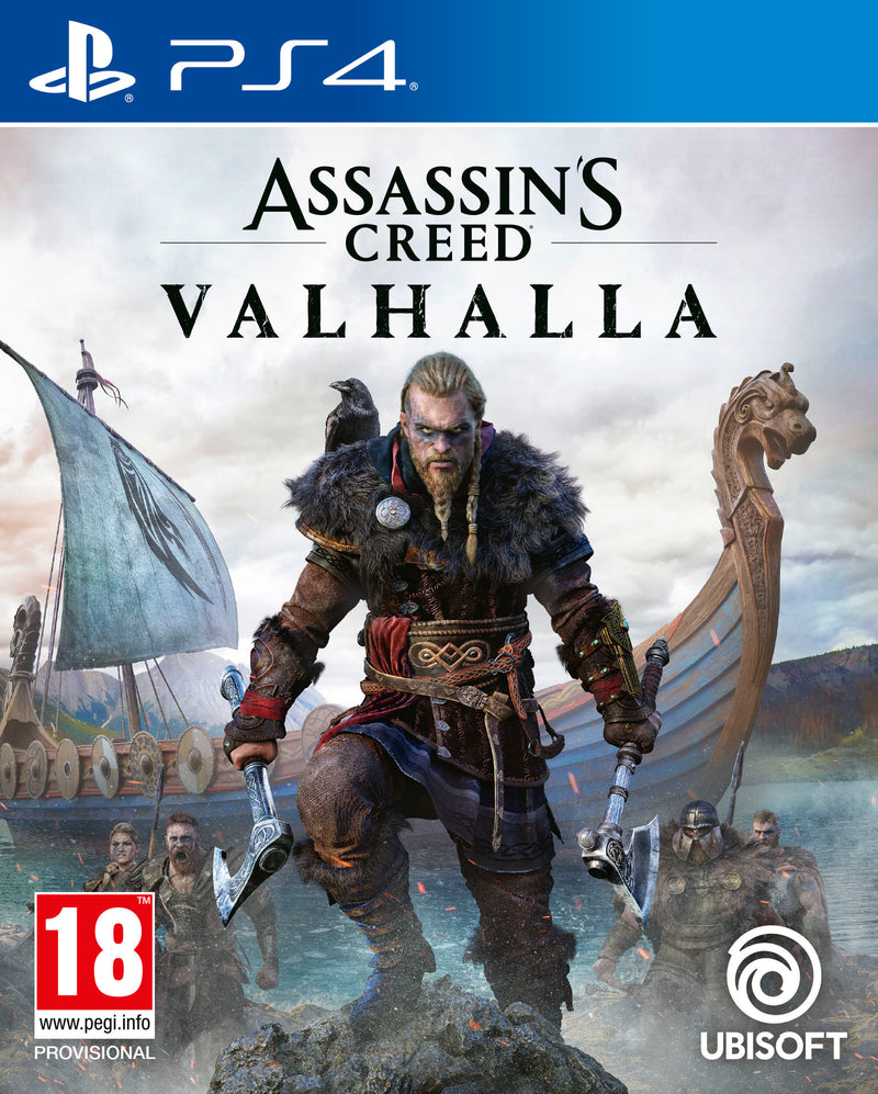PS4 - Assassin's Creed: VALHALLA