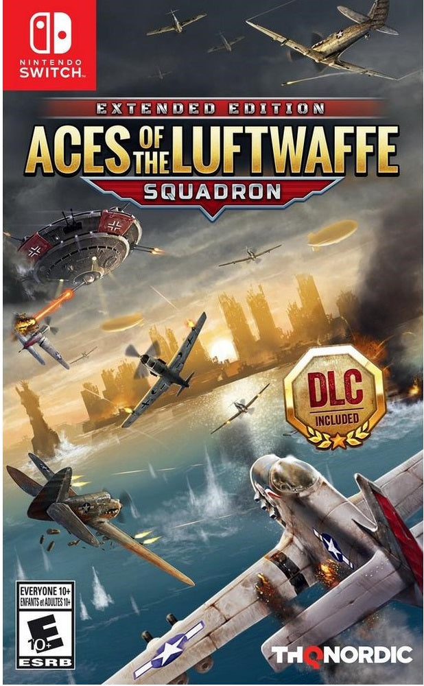 Nintendo Switch - Aces of the Luftwaffe